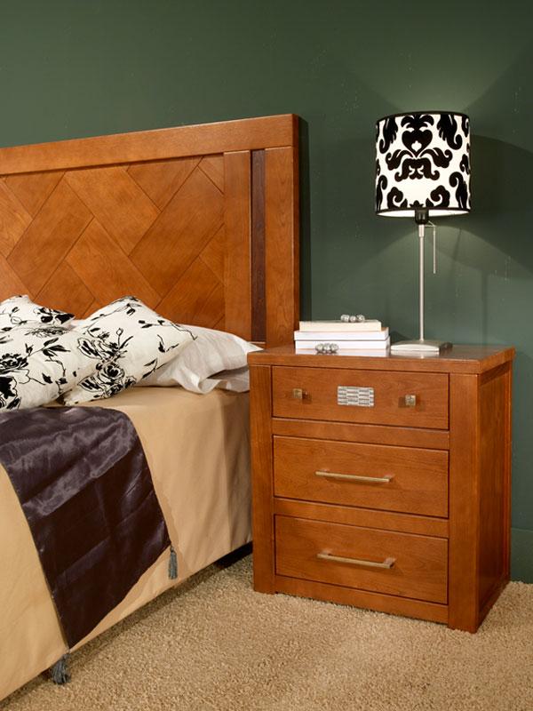 Dormitorio Karen ~ Colección MYKONOS Muebles Cega